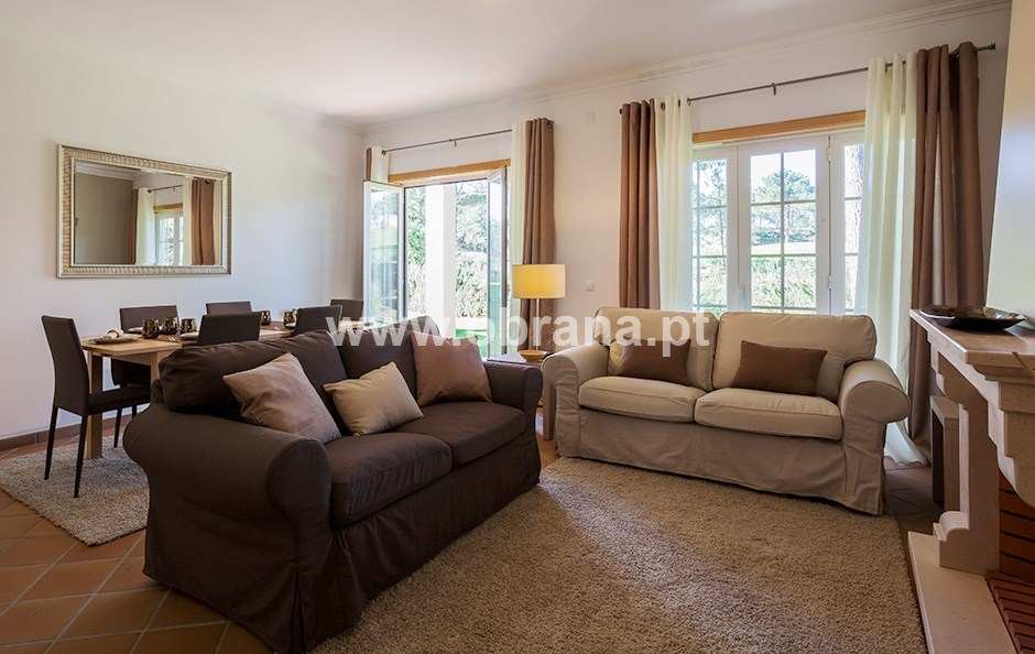 2-Bedroom Golf View Townhouse-21