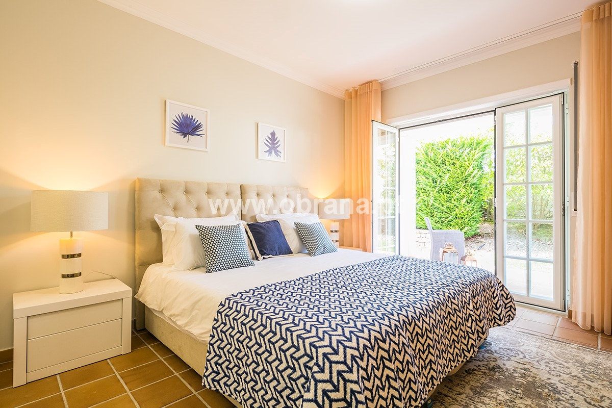 3 Bedroom Garden Apartment: Portugal Golden Visa property package